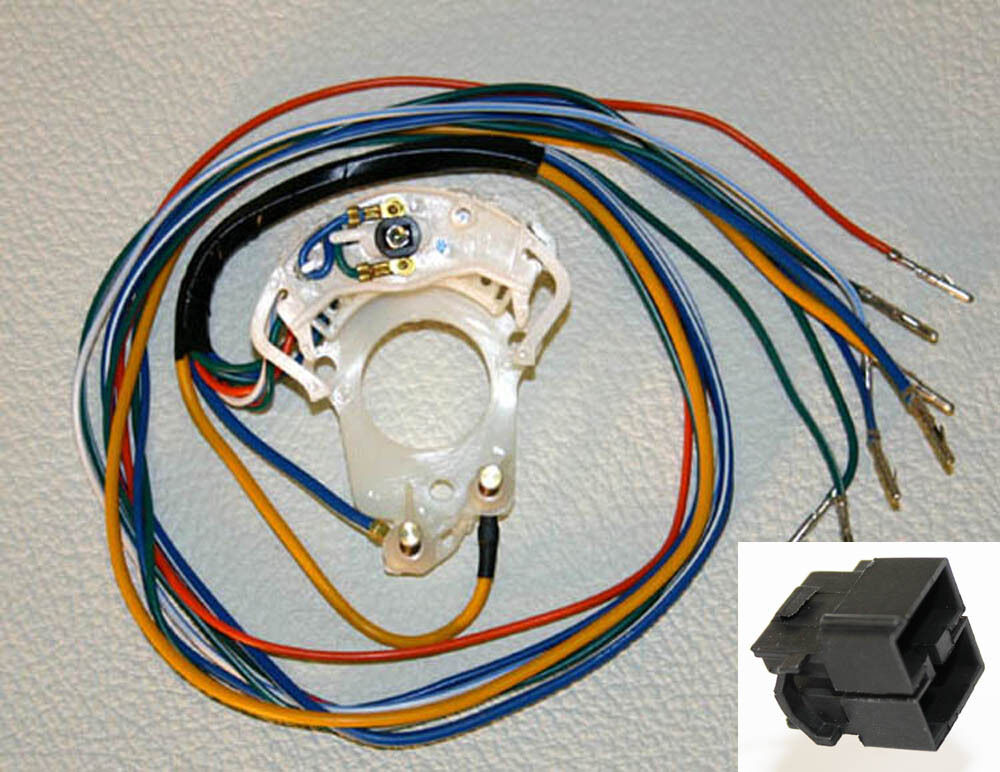 1966 Mustang Turn Signal Switch Cam With Wire
