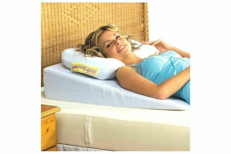 Luxury Memory Foam Acid Reflux Support Bed Wedge Support