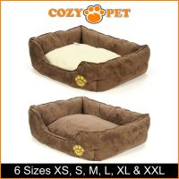 Cozy Pet Dog Bed 6 Sizes Dog Beds Puppy Bed Cat Bed ...