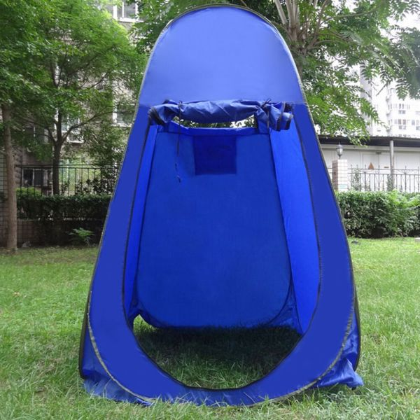 "55"" X 82"" Portable Pop Tent Camping Beach Toilet Shower"