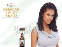 FreeTress Equal Jamaican Twist Marley Braid Synthetic