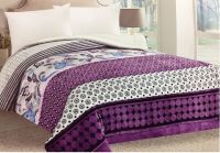 Queen Comforter THICK Sumptuous Soft warm sherpa bed ...