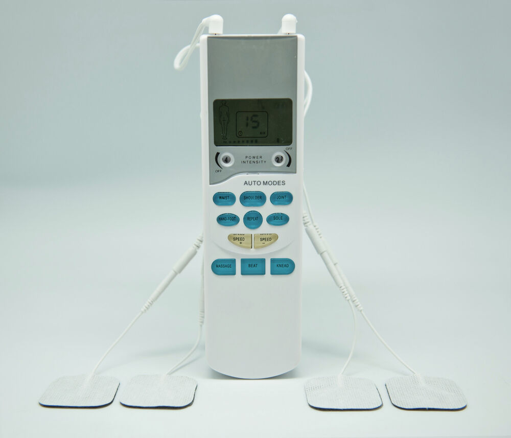 Electronic Pulse Massager  HELP YOURSELF GET RID OF PAIN