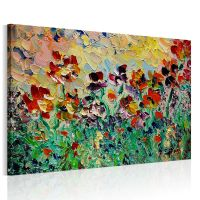 Framed HD Canvas Print Picture Wall Art Painting-Abstract ...
