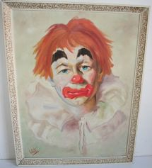 Clowns By Artists Of Paintings - Year of Clean Water