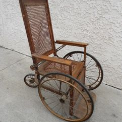 Wheelchair Ebay Salon Chairs Images Wwii Vintage Gendron Wheel Company Chair Catalog 737b Museum Quality |