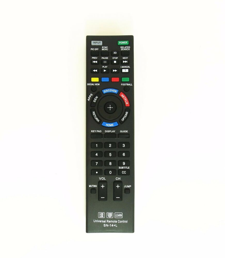 Sony Universal Remote Control for Almost ALL Sony RM-YD040