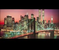 New York Cityscape Wall Art Decor Framed New York City ...