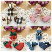 3pcs lot handmade kids girls baby