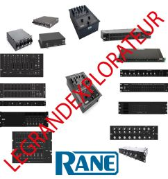 details about ultimate rane audio operation repair service manual schematics 435 pdf on dvd [ 1000 x 1000 Pixel ]