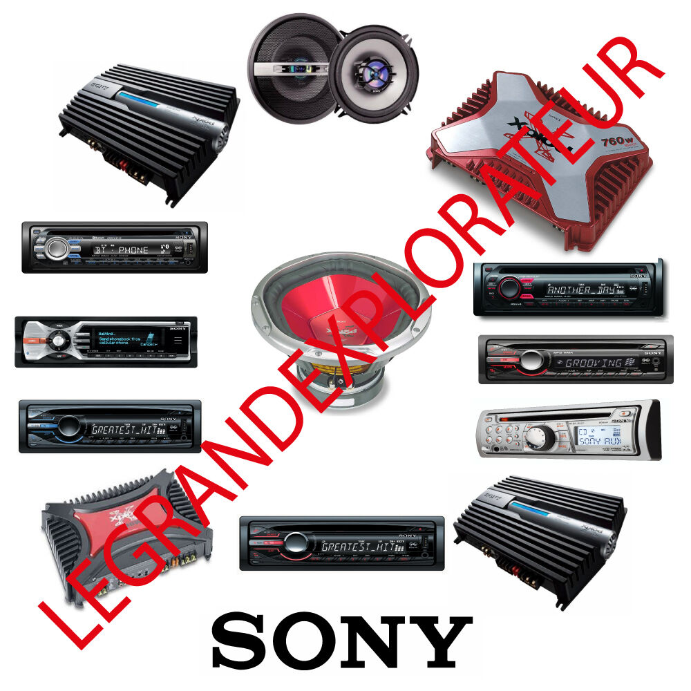 medium resolution of sony deck wiring diagram cdx gt50w