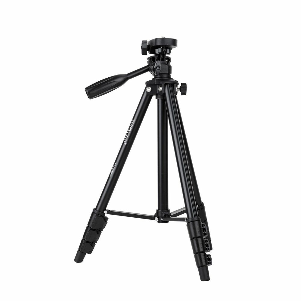 YUNTENG VCT-680RM Tripod For Canon Nikon Sony DSLR Camera