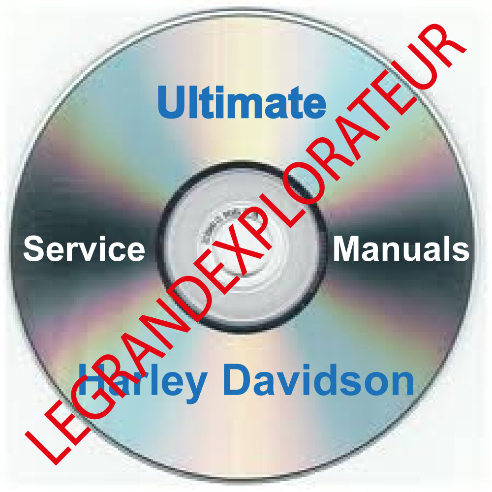 hight resolution of details about ultimate harley davidson workshop service manual collection library 100 pdf dvd