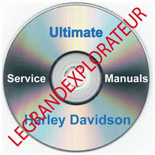 small resolution of details about ultimate harley davidson workshop service manual collection library 100 pdf dvd
