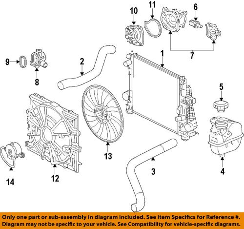 small resolution of details about gm oem engine water pump 12663910