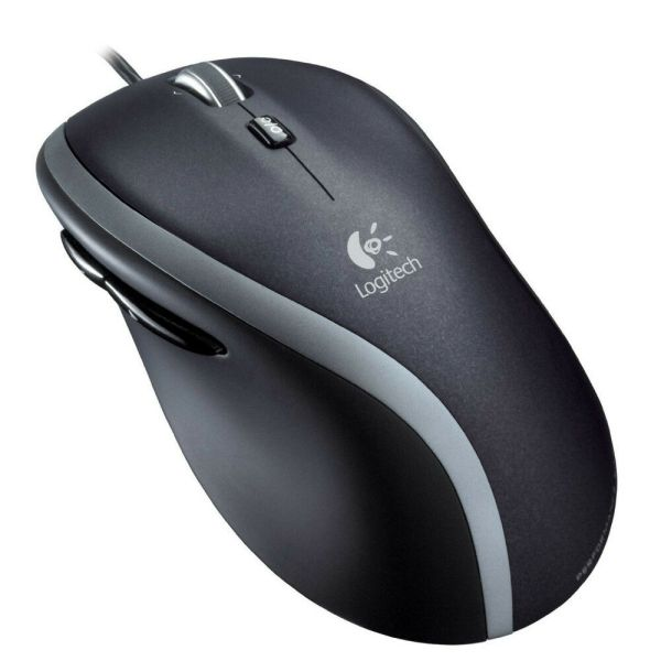 Logitech M500 Tilt Wheel Corded USB Laser Mouse ...