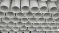 "6"" inch diameter schedule 40 pvc pipe (1 foot length)"