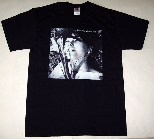 MY BLOODY VALENTINE You Made Me Realise T Shirt Men S
