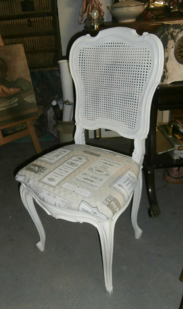 Chaise CannE RelookE UV41 Jornalagora