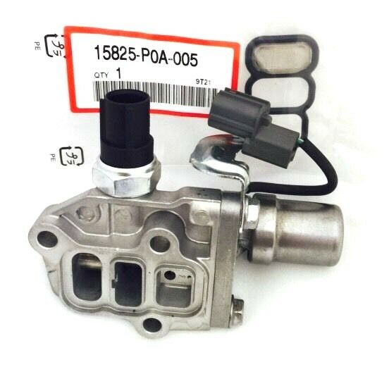 2008 Honda Fit Engine Cylinder Diagram 1998 2002 Honda Accord 4cyl Vtec Solenoid Spool Valve 917