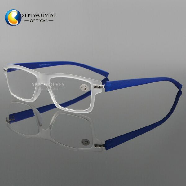 Tr90 Extra Lightweight Flexible Optical Reading Glasses 1.00 1.25 1.50 3.50