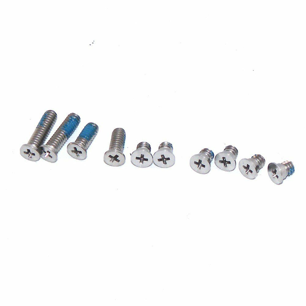 10PCS Bottom Back Case Cover Screws Parts Set For Apple