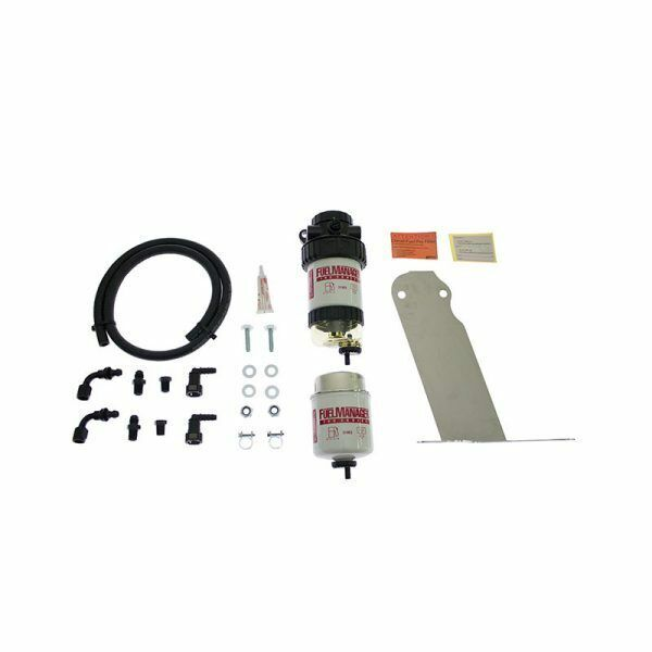 medium resolution of fuel manager diesel pre fuel filter water seperator kit ford ranger 2 2l 3 2l ebay