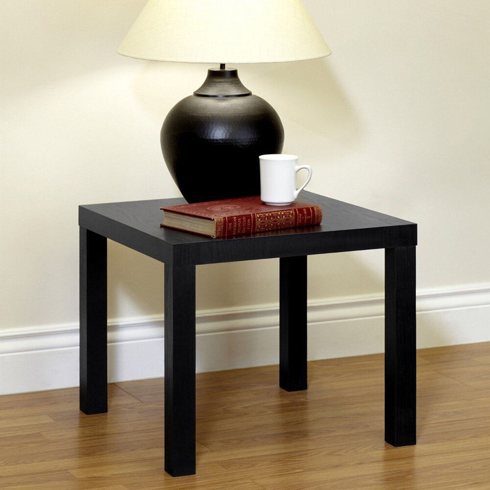 Side Table Small Coffee End Table Children Dining Table Square Home Living Room  eBay