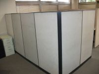 Office Cubicle Partitions Wall Divider Modular - USED | eBay