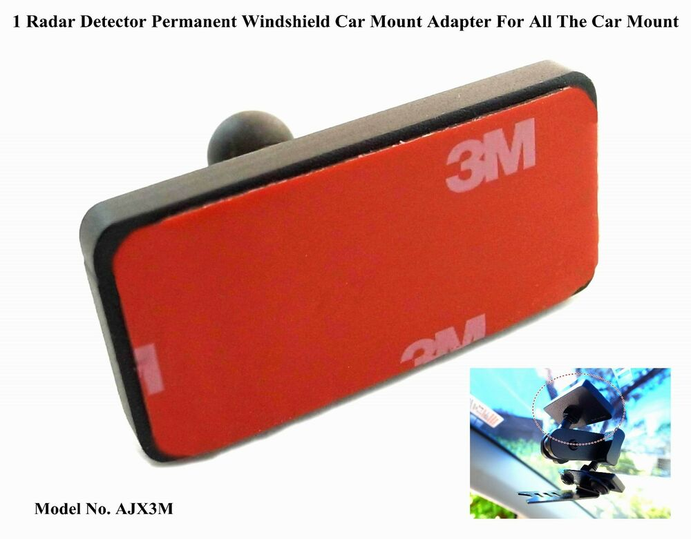 New Designed Permanent Windshield Rear Mirror Mount