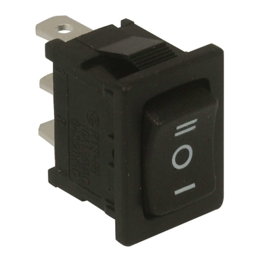 Rocker Switch Wiring Single Pole Single Throw Rocker Switch