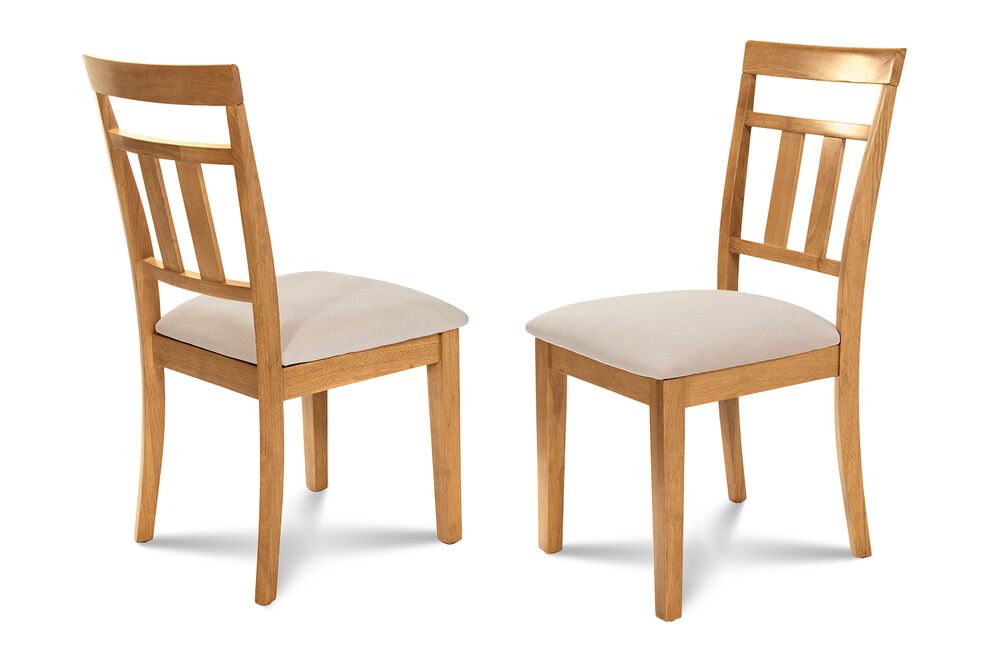 SET OF 4 DINETTE KITCHEN DINING SIDE CHAIRS WITH SOFT