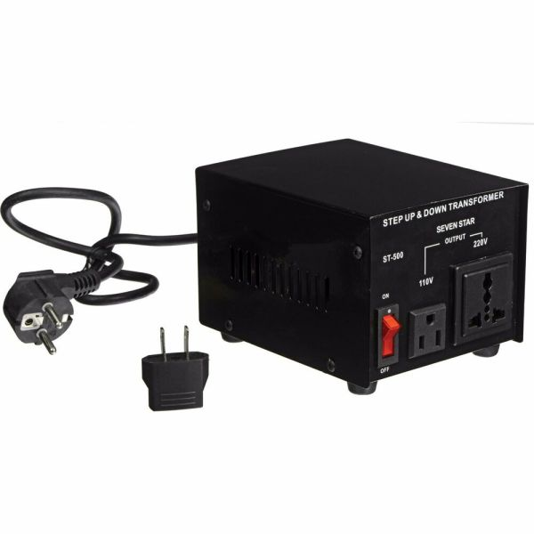 Watt 110 220 Volt Voltage Converter Power Transformer 500w Adapter