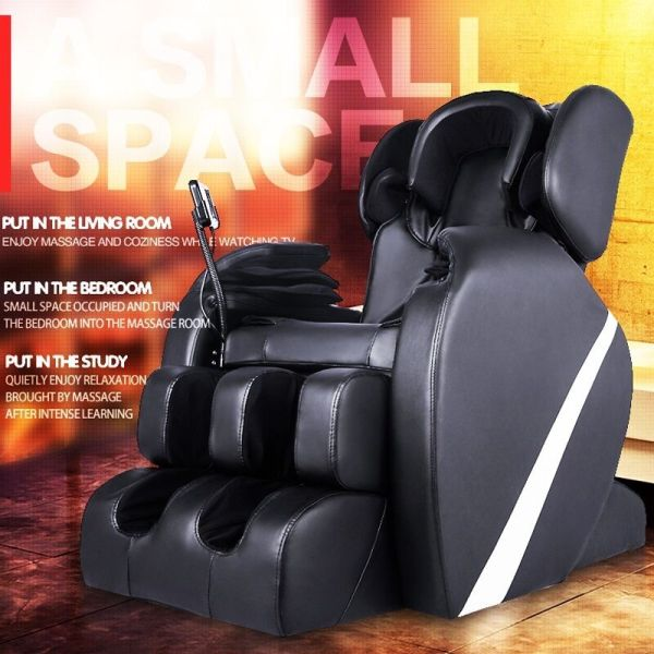 Full Body Shiatsu Massage Chair Zero Gravity