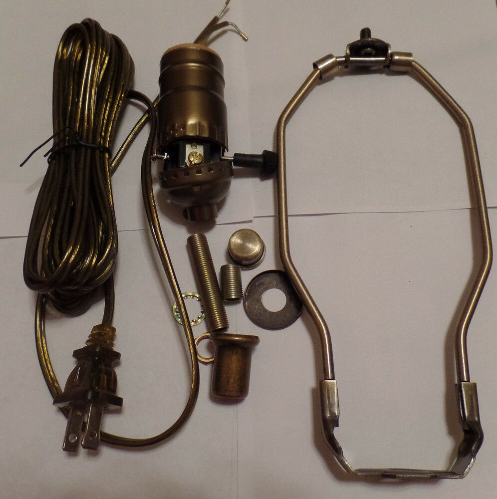 Wiring Kits For Lamps