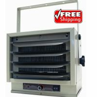 Electric Garage Heater Large Commercial Space Basement ...