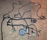 "VW Dune buggy Wiring harness! ""Plug and play"" Meyers manx ..."