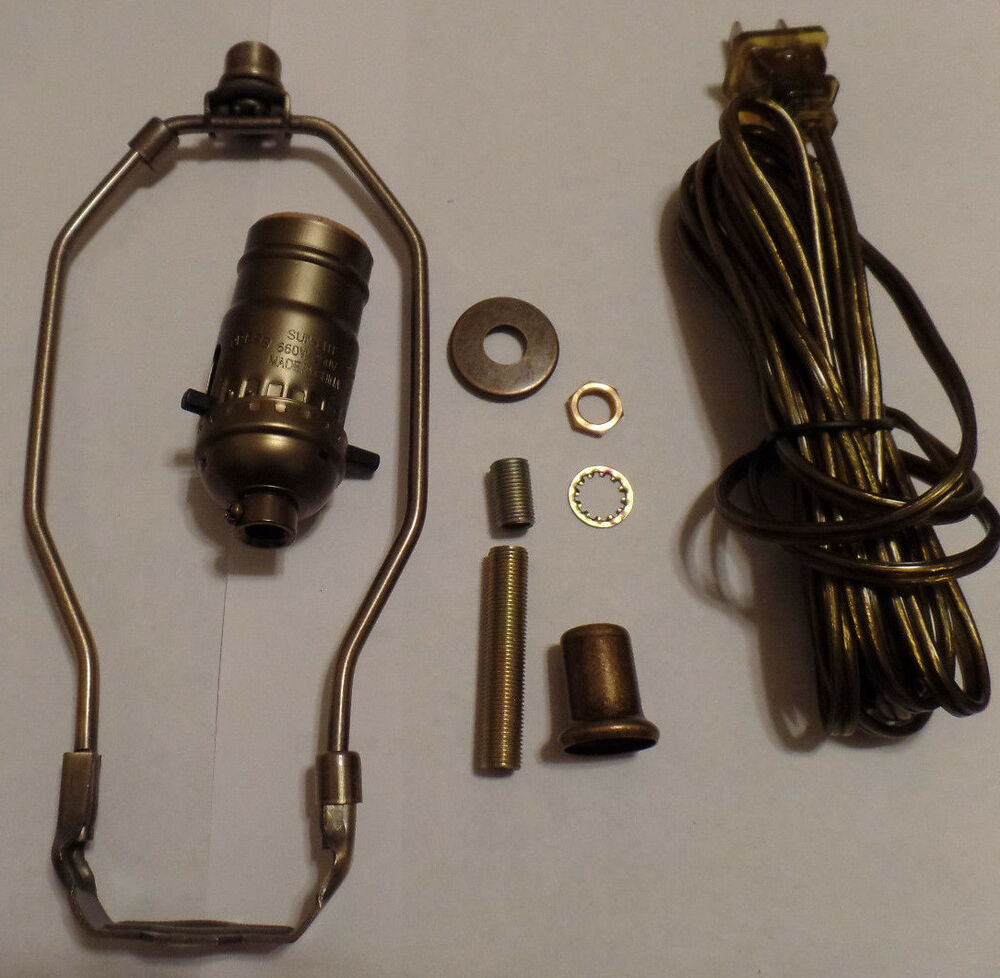 Replacement Lamp Electric Circuit
