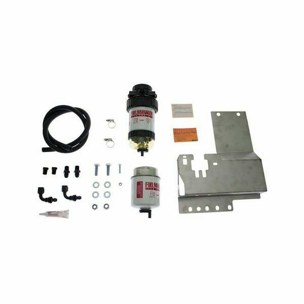 hight resolution of details about fuel manager pre filter separator kit suitable for toyota hilux n80
