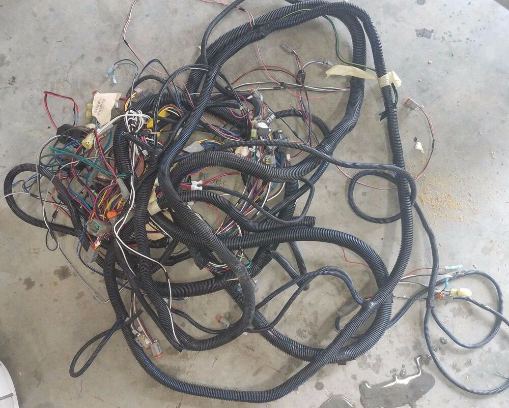 medium resolution of details about yamaha 242 s ltd limited 1800 sxt1800 hull deck wire wiring harness main 14 long