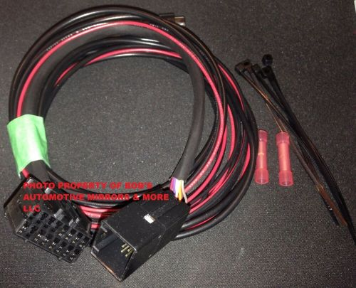 small resolution of details about 10 to 16 pin adapter harness to use gntx 657 backup camera mirror in gm vehicles