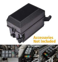 details about mictuning 12 slot relay box 6 relays 6 atc ato fuses holder block automotive [ 1000 x 1000 Pixel ]