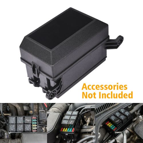small resolution of details about mictuning 12 slot relay box 6 relays 6 atc ato fuses holder block automotive