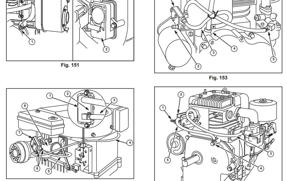 Briggs and Stratton L-Head Single Cylinder Engine Manual