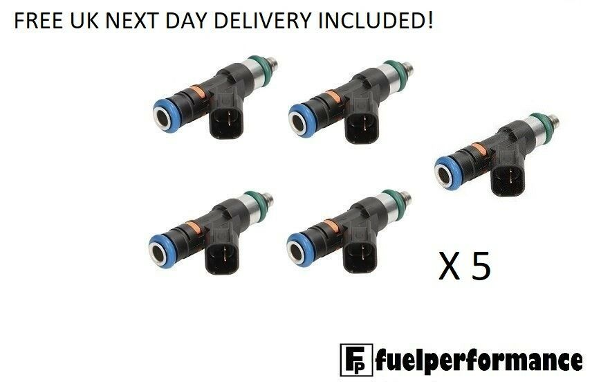 NEW Bosch EV14 550cc Fuel Injectors for: 2009-2010 FORD
