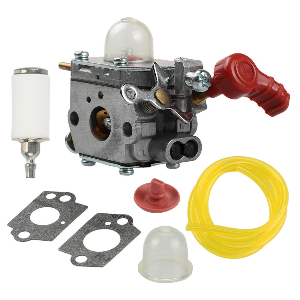 medium resolution of details about carburetor for sear craftsman string trimmer 27cc weed eater carb mtd 753 06288