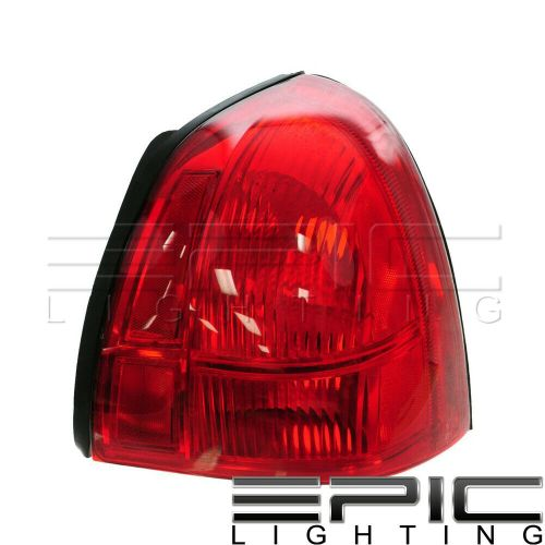 small resolution of details about 2003 2011 lincoln town car rear brake tail light right passenger side rh