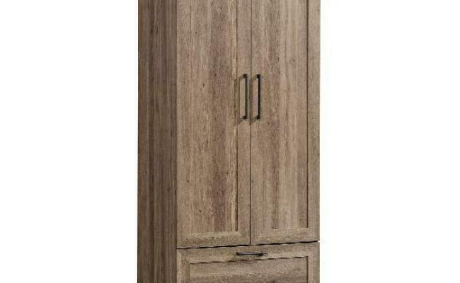 Wardrobe Closet Armoire Storage Bedroom Furniture Clothes