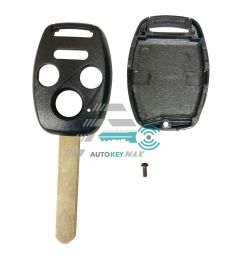 replacement for 2007 2008 honda civic ex si key fob remote shell case 704342081832 ebay [ 1000 x 1000 Pixel ]