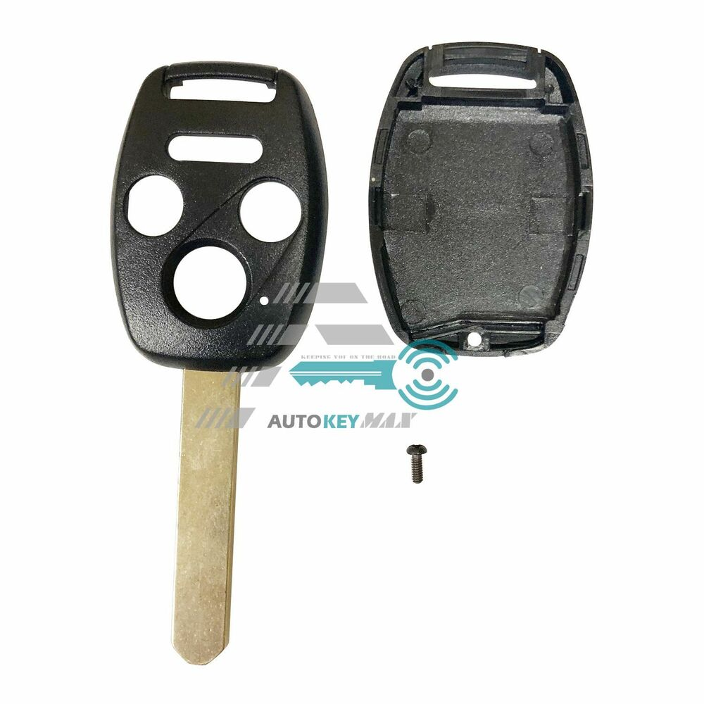 medium resolution of replacement for 2007 2008 honda civic ex si key fob remote shell case 704342081832 ebay